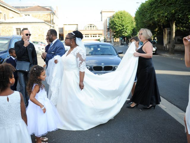 Le mariage de Yvan et Sandra à Villemomble, Seine-Saint-Denis 3