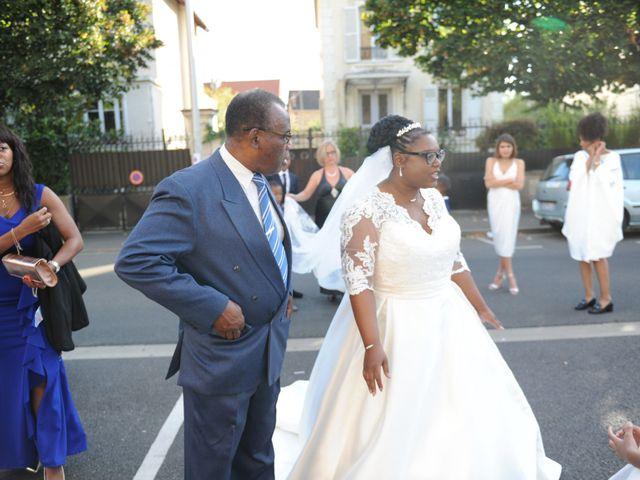 Le mariage de Yvan et Sandra à Villemomble, Seine-Saint-Denis 4