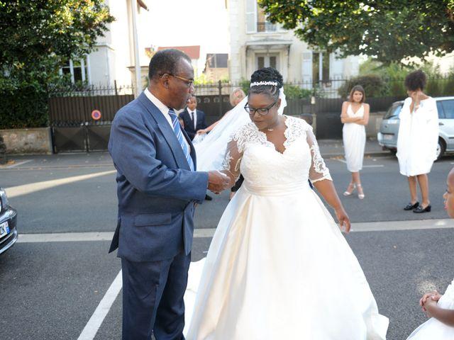 Le mariage de Yvan et Sandra à Villemomble, Seine-Saint-Denis 5