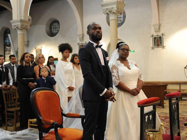 Le mariage de Yvan et Sandra à Villemomble, Seine-Saint-Denis 11