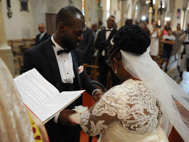 Le mariage de Yvan et Sandra à Villemomble, Seine-Saint-Denis 15