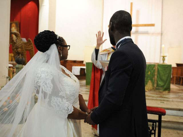 Le mariage de Yvan et Sandra à Villemomble, Seine-Saint-Denis 17