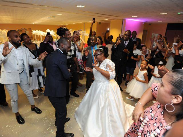 Le mariage de Yvan et Sandra à Villemomble, Seine-Saint-Denis 43
