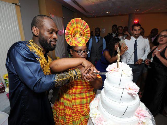 Le mariage de Yvan et Sandra à Villemomble, Seine-Saint-Denis 45