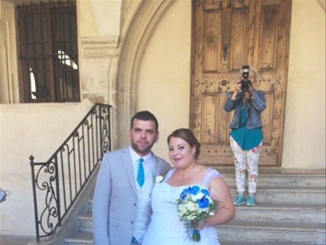 Le mariage de Florian et Laura à Crémieu, Isère 15