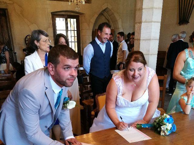 Le mariage de Florian et Laura à Crémieu, Isère 18