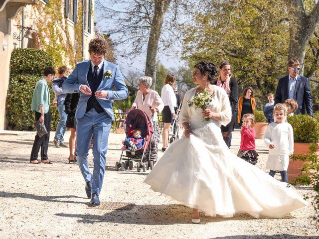 Le mariage de Pierre-Yves et Lysiane à Crest, Drôme 2