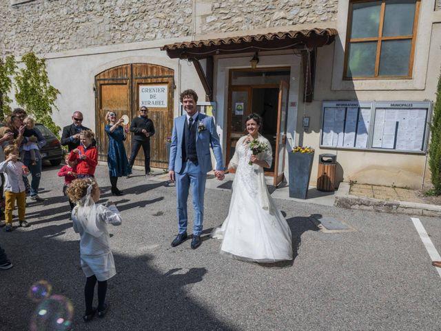 Le mariage de Pierre-Yves et Lysiane à Crest, Drôme 3