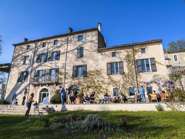 Le mariage de Pierre-Yves et Lysiane à Crest, Drôme 8