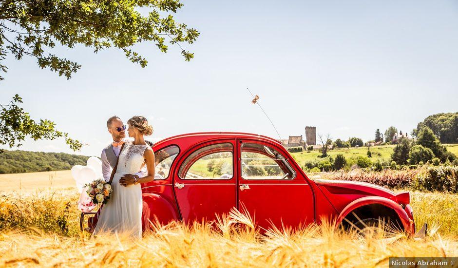 Le mariage de Adrien et Barbara à Maurepas, Yvelines