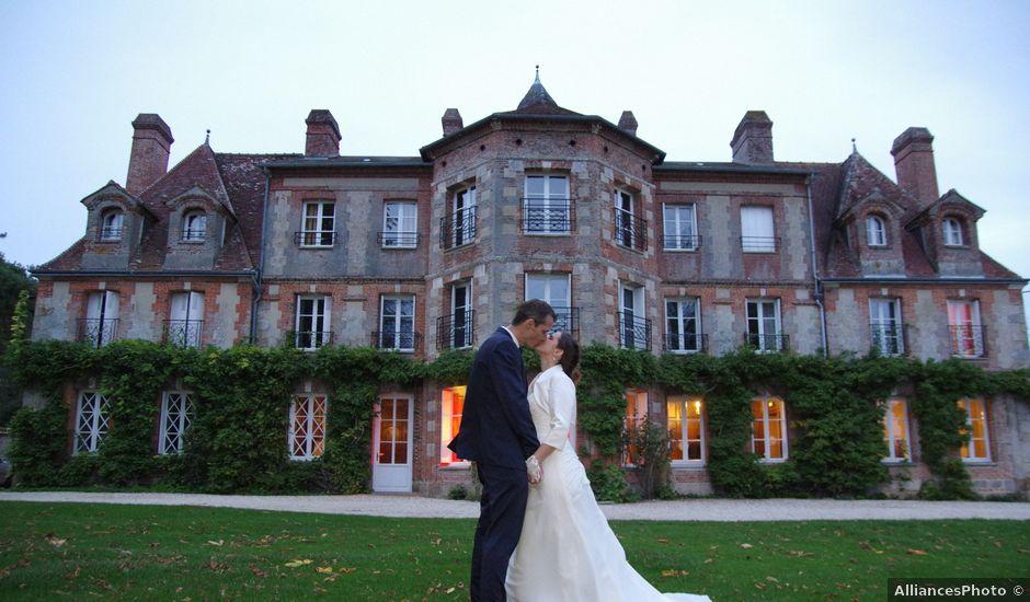 Le mariage de Xavier et Alexia à La Haye-Saint-Sylvestre, Eure