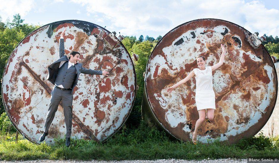 Le mariage de Adrien et Sarah à Irancy, Yonne