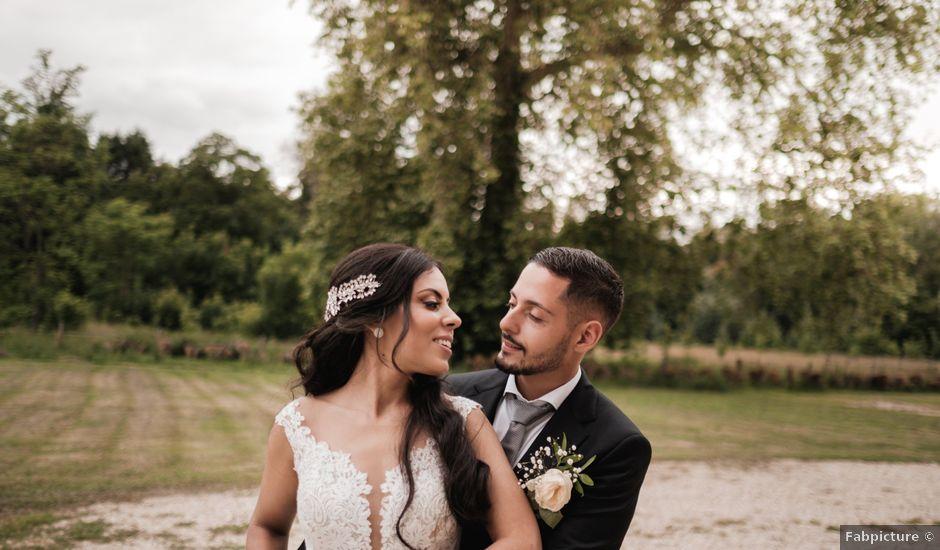 Le mariage de Brandon et Aline à Fontenay-Trésigny, Seine-et-Marne