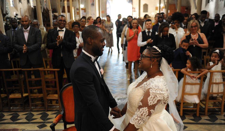 Le mariage de Yvan et Sandra à Villemomble, Seine-Saint-Denis