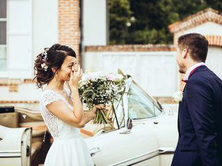 Le mariage de Cindy et Guillaume