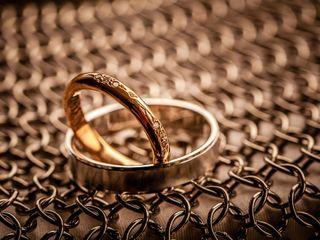 Le mariage de Valentine et Cyril 1