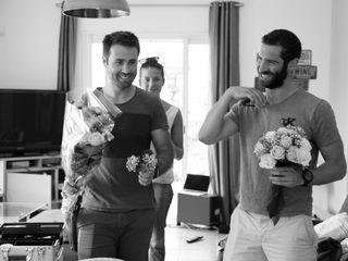 Le mariage de Claire et Nicolas 1