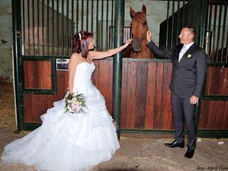 Le mariage de Sandrine  et Frédéric