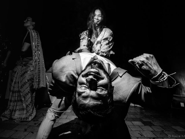 Le mariage de Pandora  et Dinesh