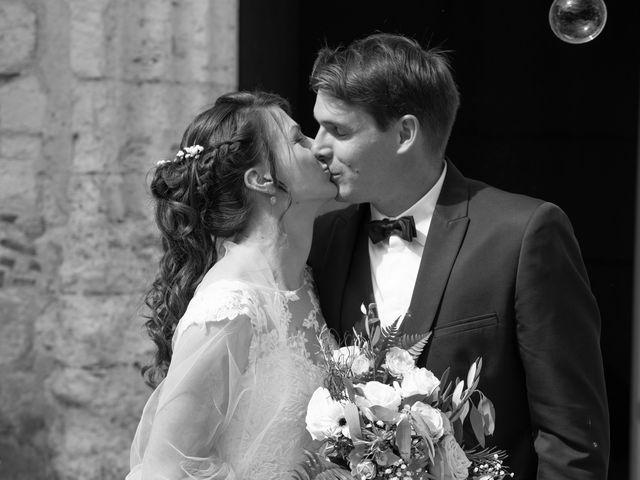 Le mariage de Lucie et Jean-Mathieu