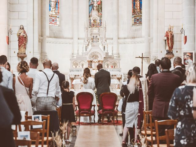 Le mariage de Dinesh  et Pandora  à Lémeré, Indre-et-Loire 2