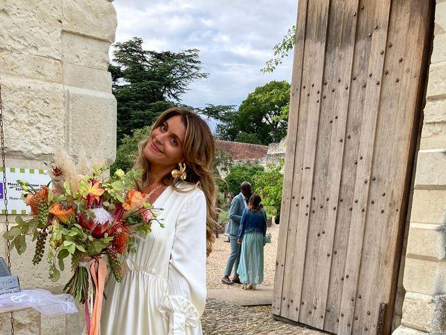 Le mariage de Dinesh  et Pandora  à Lémeré, Indre-et-Loire 17