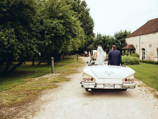 Le mariage de Guillaume et Cindy à Courtempierre, Loiret 25