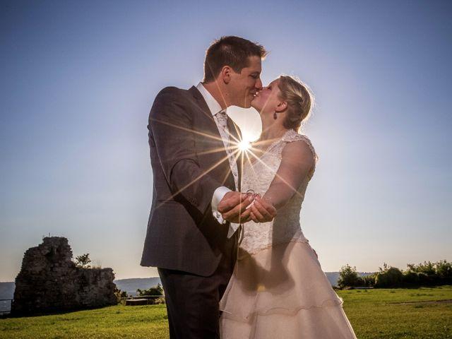 Le mariage de Valentine et Cyril