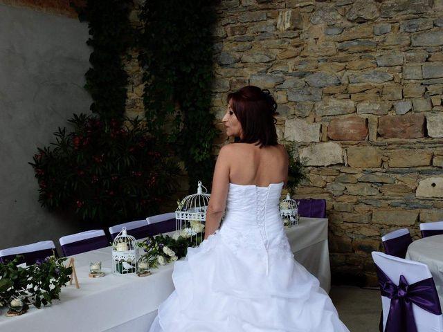 Le mariage de Frédéric  et Sandrine  à Crémieu, Isère 15