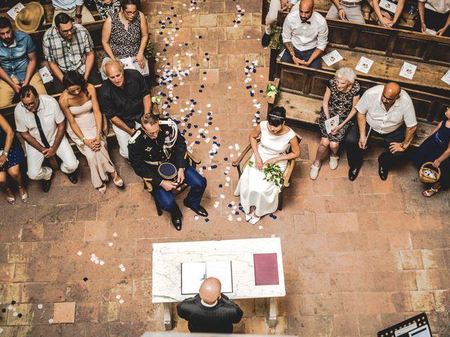 Le mariage de Daniel et Elodie à Durfort-et-Saint-Martin-de-Sossenac, Gard 7