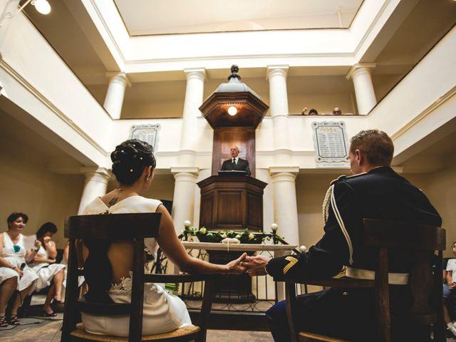 Le mariage de Daniel et Elodie à Durfort-et-Saint-Martin-de-Sossenac, Gard 8