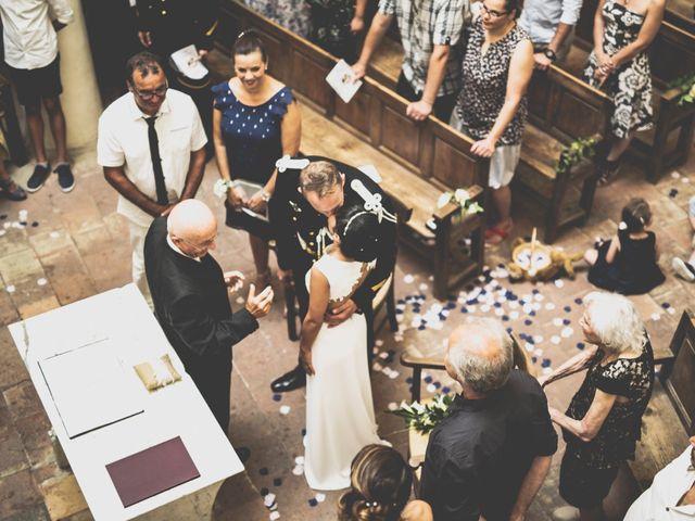 Le mariage de Daniel et Elodie à Durfort-et-Saint-Martin-de-Sossenac, Gard 10