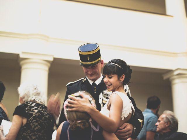 Le mariage de Daniel et Elodie à Durfort-et-Saint-Martin-de-Sossenac, Gard 15
