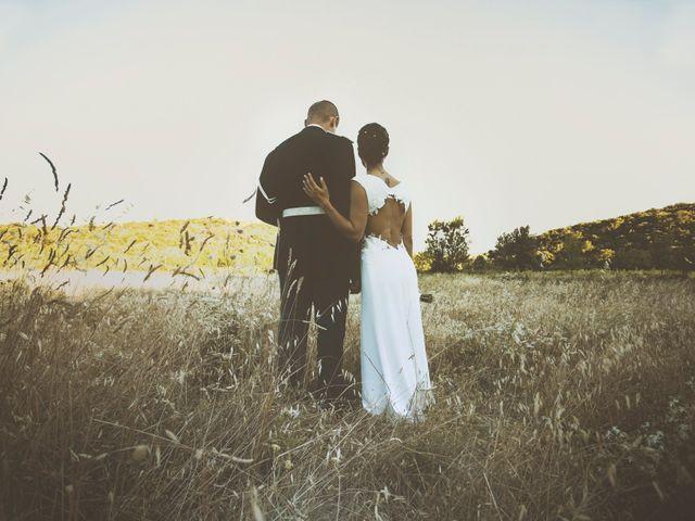Le mariage de Daniel et Elodie à Durfort-et-Saint-Martin-de-Sossenac, Gard 17