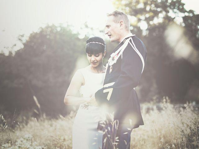 Le mariage de Daniel et Elodie à Durfort-et-Saint-Martin-de-Sossenac, Gard 2