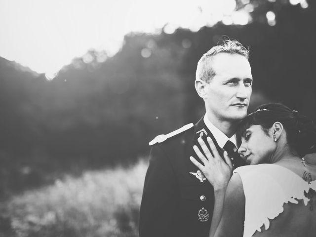 Le mariage de Daniel et Elodie à Durfort-et-Saint-Martin-de-Sossenac, Gard 19
