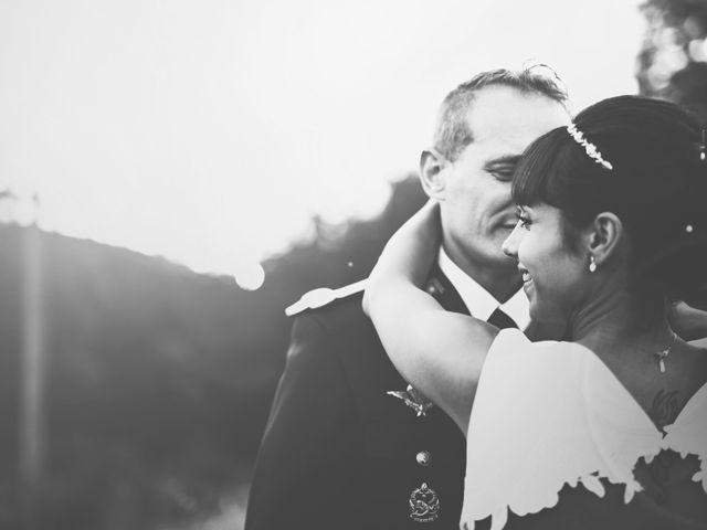 Le mariage de Daniel et Elodie à Durfort-et-Saint-Martin-de-Sossenac, Gard 20