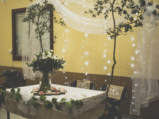 Le mariage de Daniel et Elodie à Durfort-et-Saint-Martin-de-Sossenac, Gard 23