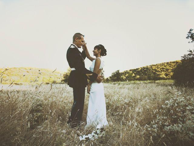 Le mariage de Daniel et Elodie à Durfort-et-Saint-Martin-de-Sossenac, Gard 31