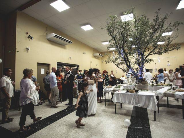 Le mariage de Daniel et Elodie à Durfort-et-Saint-Martin-de-Sossenac, Gard 36