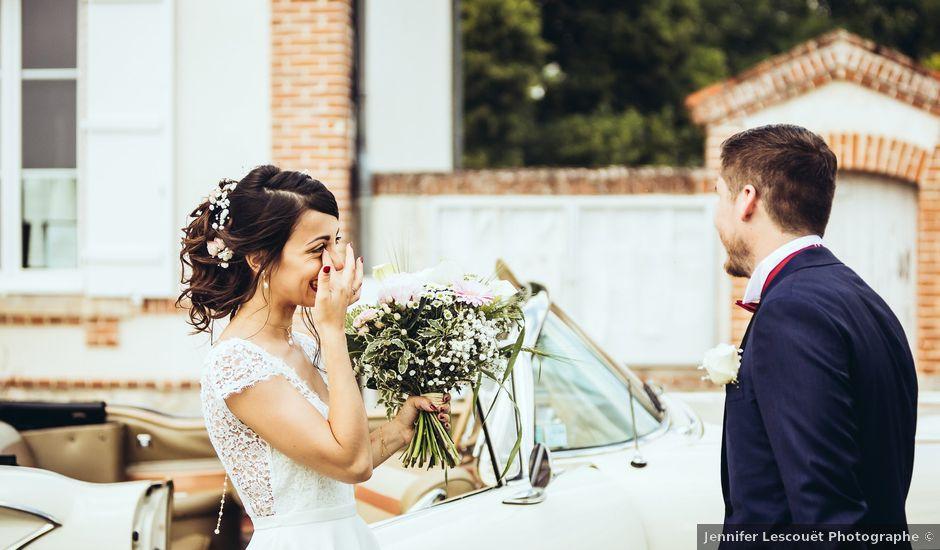 Le mariage de Guillaume et Cindy à Courtempierre, Loiret
