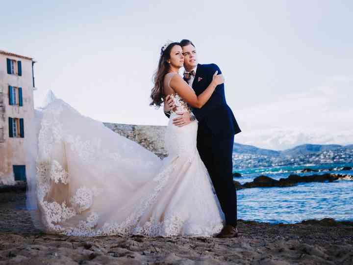 Le mariage de Emma et Alban
