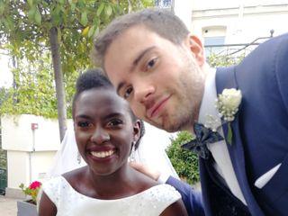 Le mariage de Fatoumata et Cyril 2