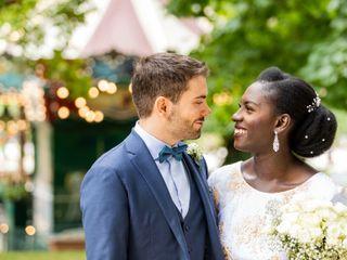 Le mariage de Fatoumata et Cyril