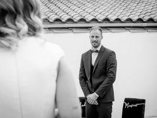 Le mariage de Angéline et Baptiste 1