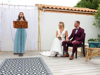 Le mariage de Angéline et Baptiste 3