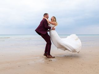 Le mariage de Angéline et Baptiste