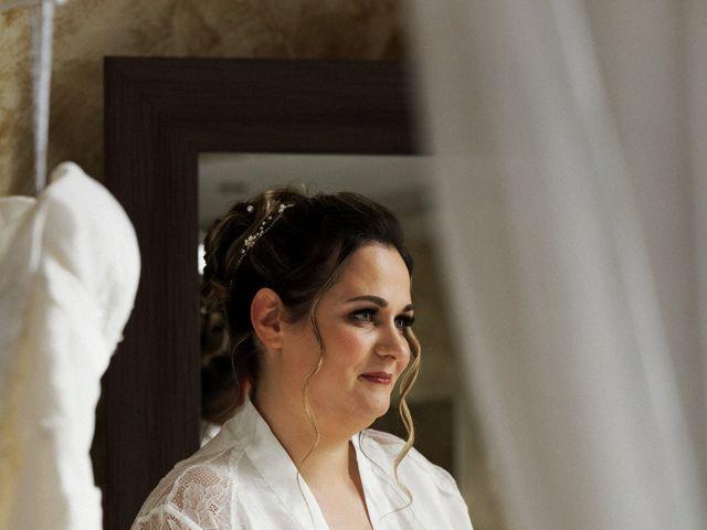 Le mariage de Julien et Ingrid à Les Aynans, Haute-Saône 13