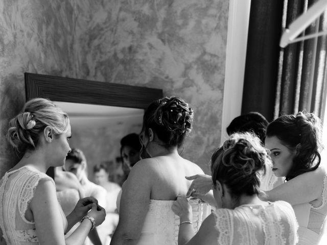 Le mariage de Julien et Ingrid à Les Aynans, Haute-Saône 15