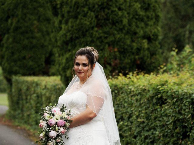 Le mariage de Julien et Ingrid à Les Aynans, Haute-Saône 25